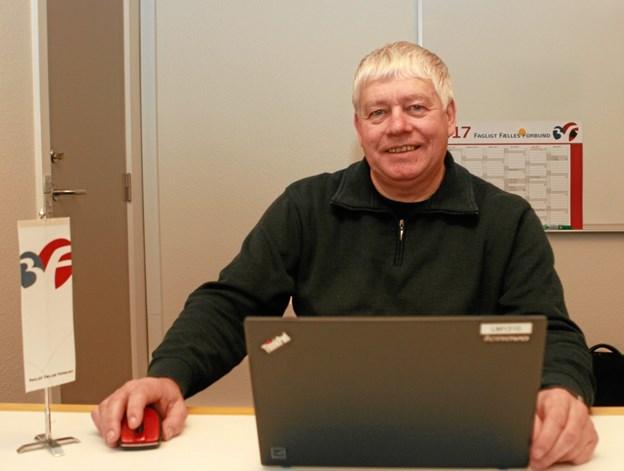 Lindy Mortensen fortsætter som 1. næstformand i 3F Midtfjord, mens bestyrelsen består af endnu flere stærke profiler fra Fjerritslev. Privatfoto