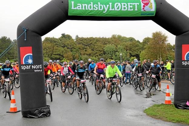Ud over forskellige løbedistancer og mountainbike bliver 2019 året hvor der også bliver mulighed for at køre ruter på racercykler. Tommy Thomsen