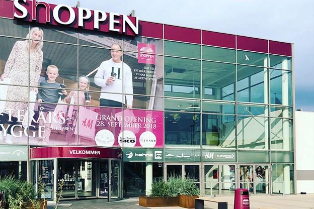 Indhold leveret af  Shoppen Aalborg