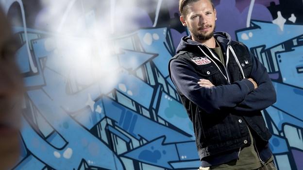 Rasmus A. Nielsen fremhæver de mange muligheder, Aalborg byder på.