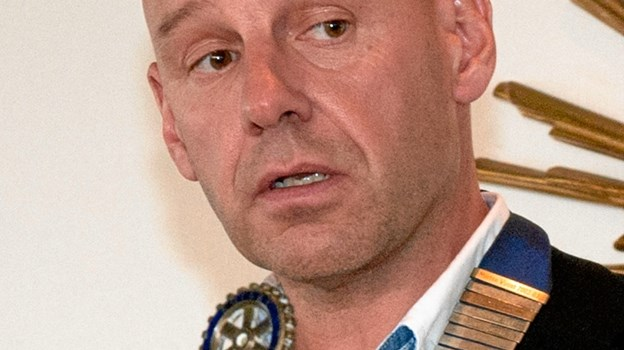 Per Holst Andersen er formand for legatbestyrelsen