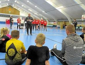 Håndboldens Dag i GVL Håndbold