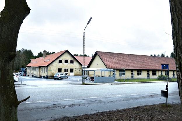Ældrecenter Skovgården i Hjørring. Arkivfoto: Bente Poder