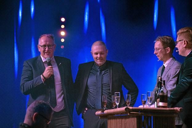 TIK Håndbold blev Årets Klub. Foto: Ole Iversen Ole Iversen