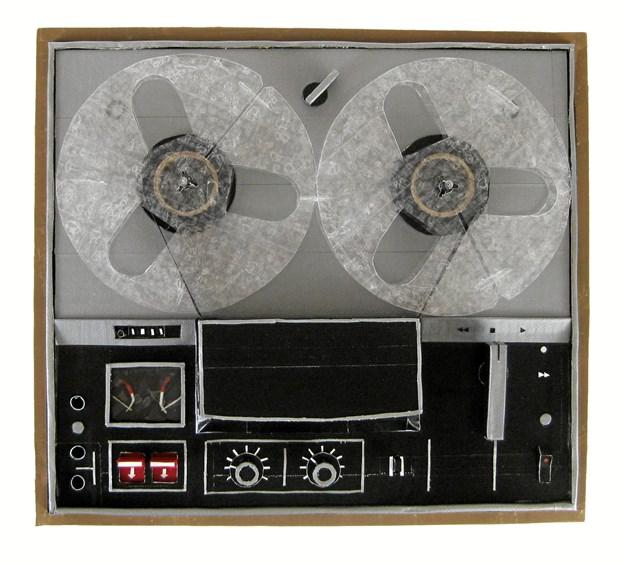Søren Behncke - Tape Recorder.