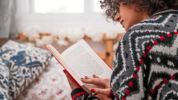 """Der er lagt op til otte timers intensiv træning af læsemusklerne, når Hadsund Bibliotek 16. oktober inviterer til """"Readathon"""" for de 11 til 14-årige. Privatfoto"""