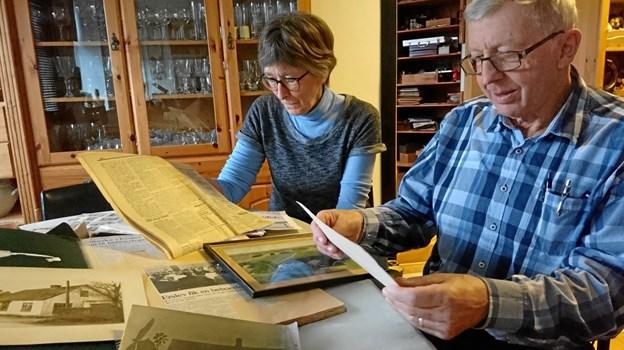 Det er både billeder og oplysninger fra Erslev Sogn, der søges, og som gerne modtages i Erslev gl. brugs.