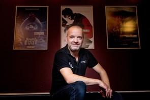Jens-Arne Østergaard stopper som biografleder