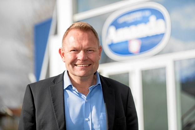 Administrerende direktør Jesper Kold Sørensen: Et opkøb skal passe til os og hele værdikæden i koncernen - og vi skal også selv kunne tilføre værdi til selskabet.
