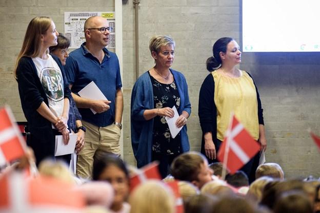 Personalets Dag på Rosendalskolen ved Hobro. Foto: Nicolas Cho Meier