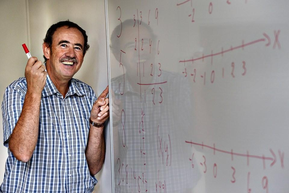 Der har været mange lokale projekter til at identificere talblinde unge. Arkivfoto: Bent Bach