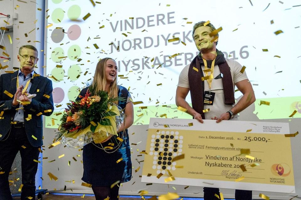 Anders Andersen og Nicolas Cho Meier
