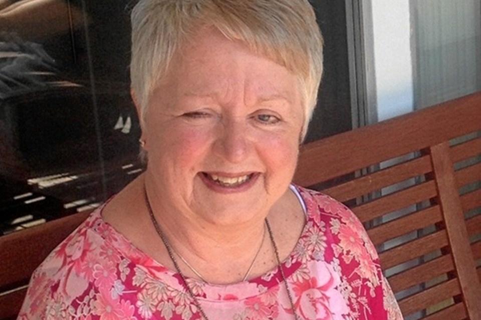 Anni Imer kan 20. april fejre 70 års fødselsdag. Privatfoto