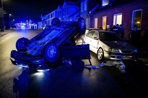 Uopmærksom i trafikken: Fik bilen ødelagt