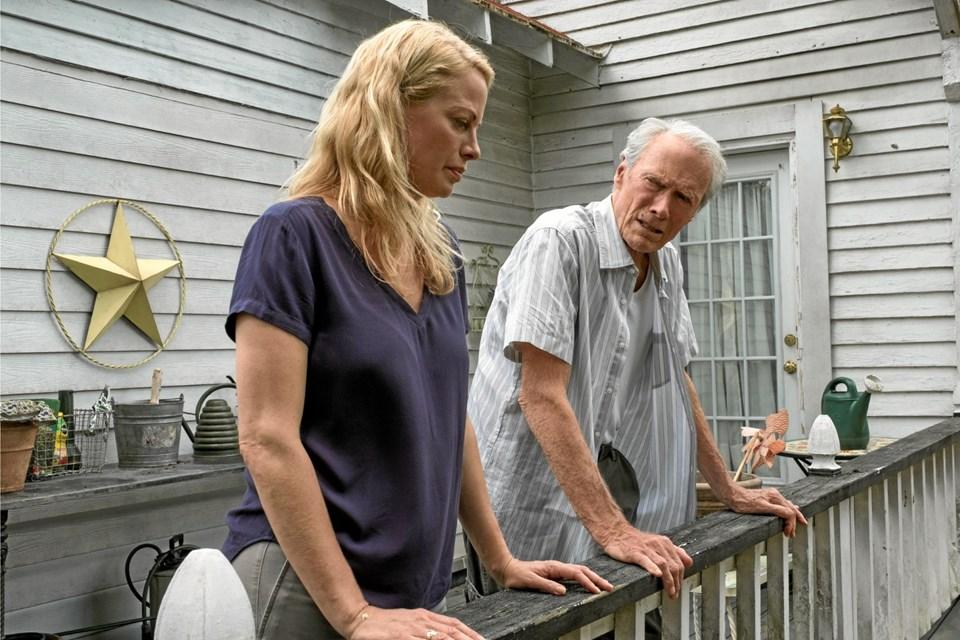 86-årige Clint Eastwood spiller 88-årig narkokurér.