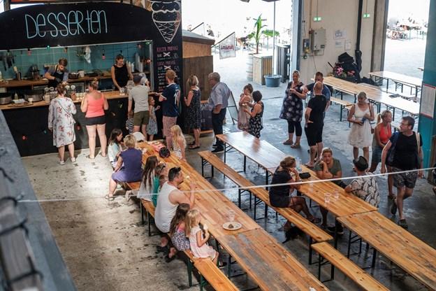 Der er mange, der tager forbi Aalborg Streetfood denne sommer.
