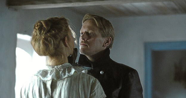 Ture Lindhard har også en stor rolle i I Krig og Kærlighed. Foto fra filmen: UIP Ole Iversen