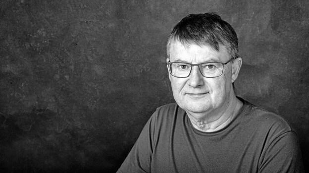Kristian Ambys er først fotograf der bliver præsenteret på Thisted Postens Facebook-side. Foto: Minna Mortensen