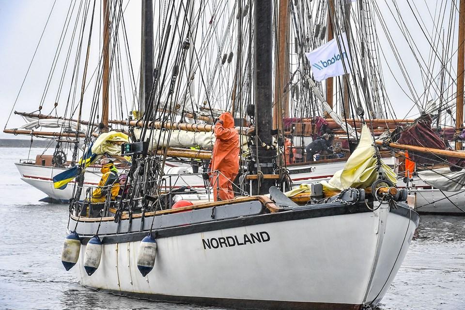 Nordland er en Colin Archer.Foto: Ole Iversen