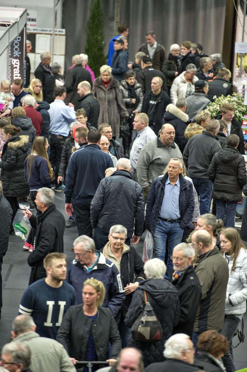 Der ventes over 11.000 gæster i Arena Nord i den kommende weekend.