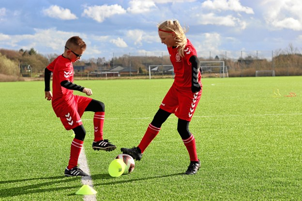 Ny fodboldskole i Hirtshals