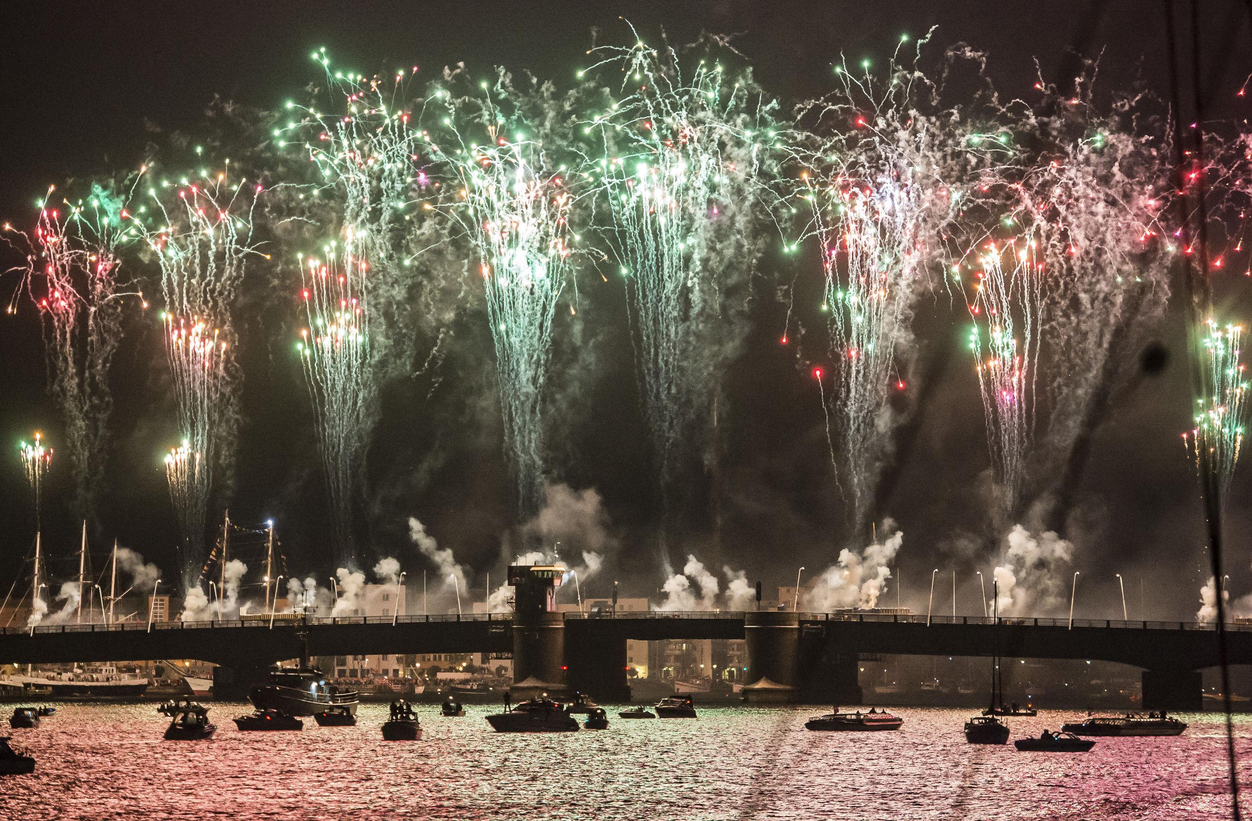2019 bliver et år, hvor store begivenheder står i kø - vi har valgt nogle af dem ud her. Arkivfoto: Martin Damgård