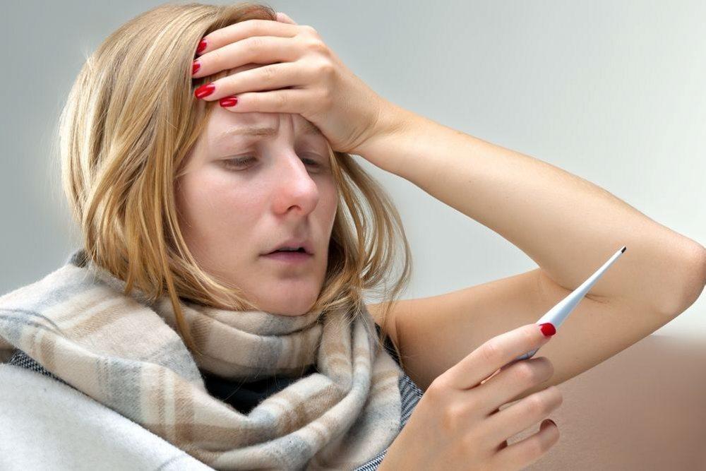 symptomer ved influensa