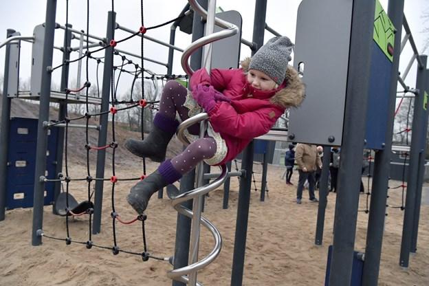 God Leg og Læring arbejder for en sjovere barndom og ungdom.Foto: Bente Poder