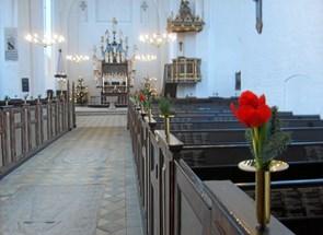 Koncert med organisten og Klosterkoret