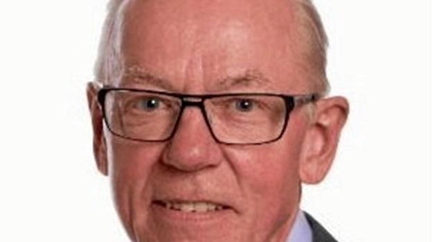 Tage Odgaard Nielsen er ny mand i bestyrelsen i Arbejdsmiljøcenter Midt-Vest. PR-foto.
