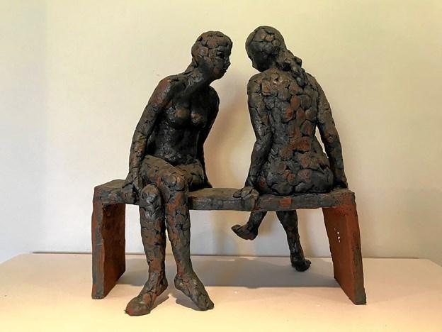 Børglum Udstilling: Skulptur.