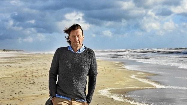 Anders Agger kommer til Jerslev 16. september. Privatfoto