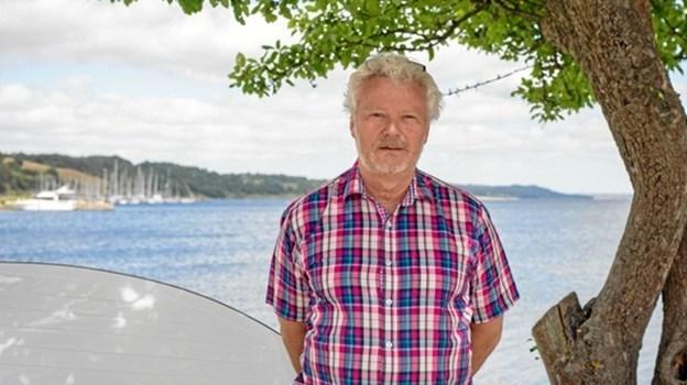 Formand for Foreningsrådet i Mariagerfjord, Knud Erik Jensen - ser store perspektiver i et forstærket netværkssamarbejde mellem foreningerne i fjordkommunen. Privatfoto