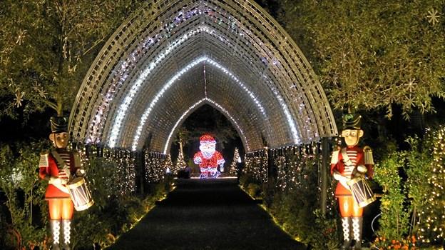 Magisk Jul blev atter et tilløbsstykke. Arkivfoto: Flemming Dahl Jensen