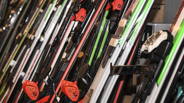 De, der har forstand på skisport, skal nok finde rundt i junglen af tilbud. Foto: Bent Bach Bent Bach