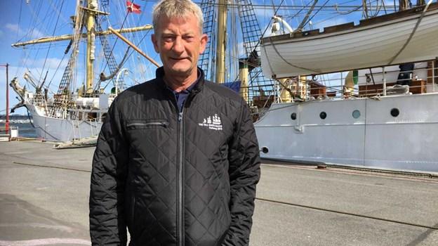 Eventchef Søren Thorst håber på stort fremmøde til folkefesten. Privatfoto