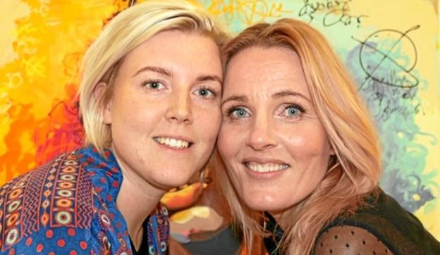 Sissel Lillevik har gjort Malene Walther Strauss til ny medejer og til april er frisørsalonen i Østergade udvidet med lokalet ved siden af den eksisterende salon. Privatfoto