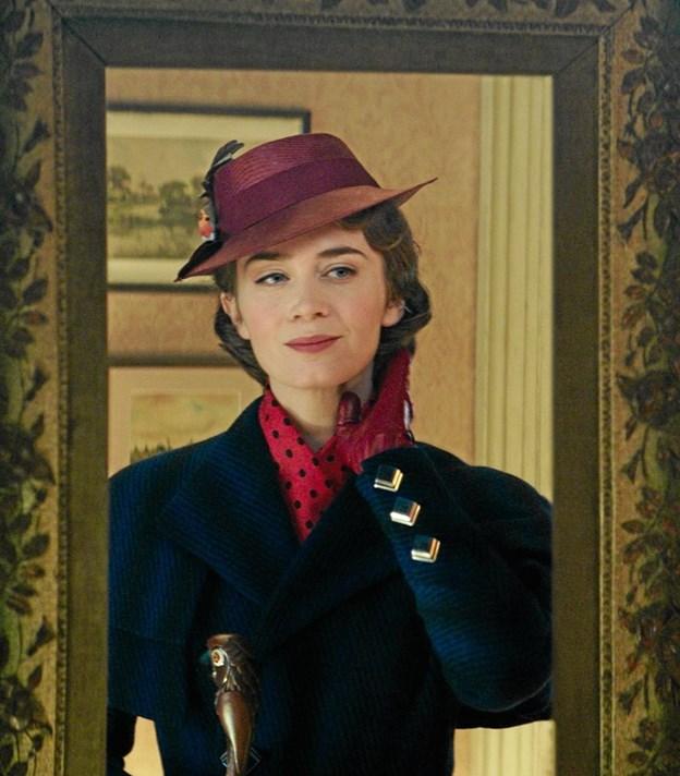 Mary Poppins. Foto: Presse Presse
