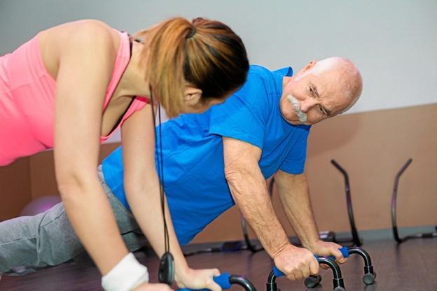 Kommunen søgere deltagere med let demens til et træningsprojekt