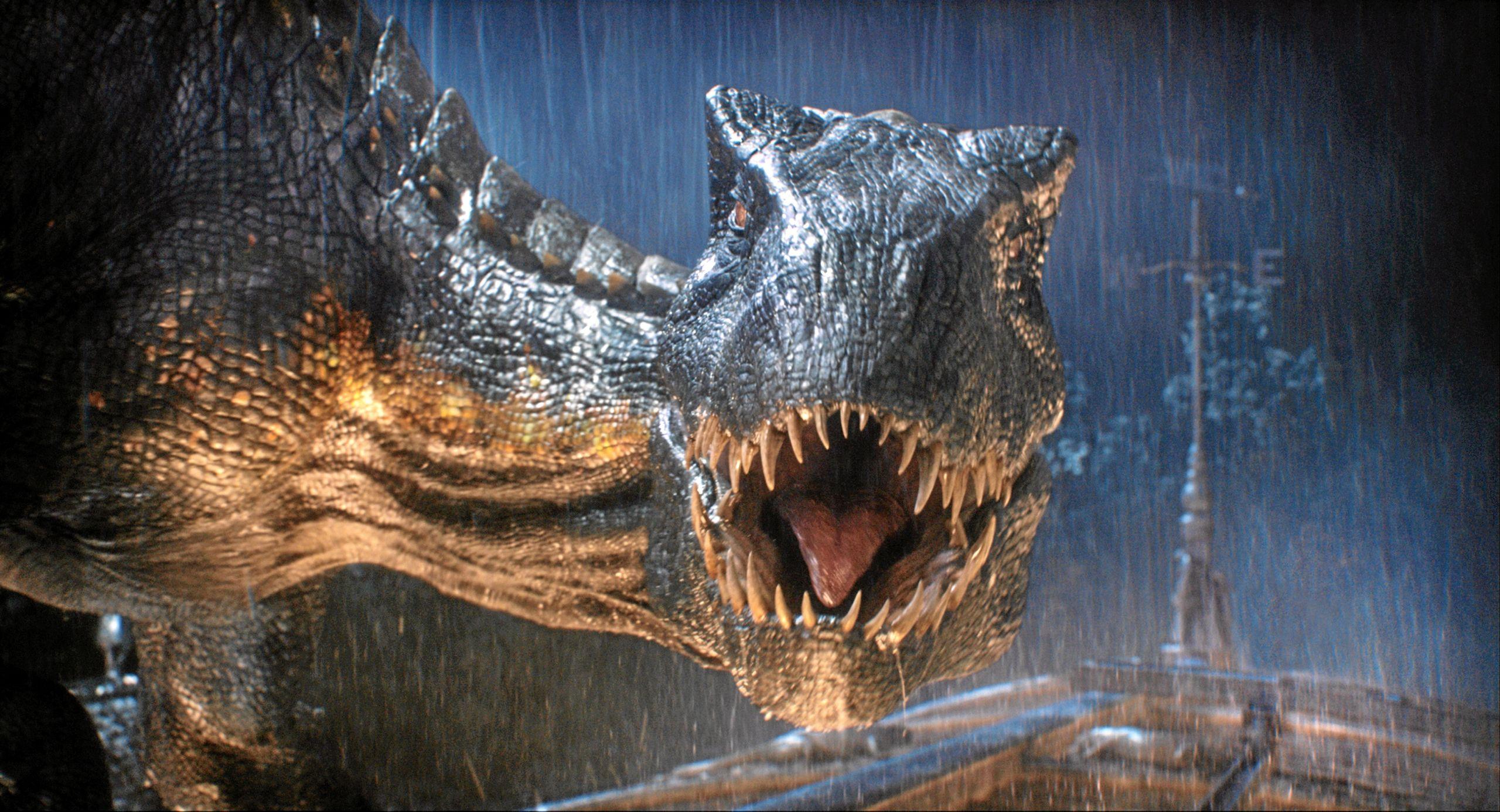 Jurassic Park - helt live i Aalborg