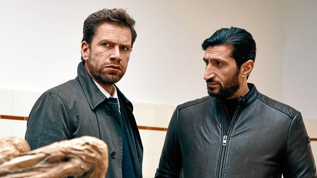 Over 1000 har indtil videre set Carl Mørck og Assad i Løgstør Bio - og flere får muligheden i løbet af de kommende uger. PR-foto