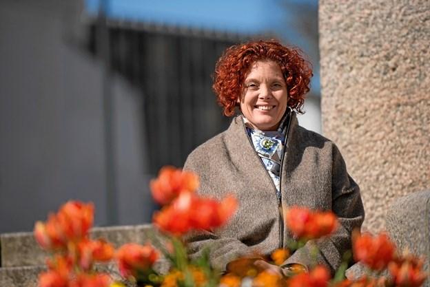 Sognepræst Hanne Dahl glæder sig over, at tiltaget var populært første gang. Arkivfoto