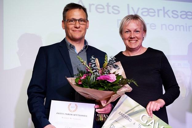 Sidste år vandt Blokhus By Camping. Nu er der nomineret fire nye iværksættere.Arkivfoto: Henrik Bo