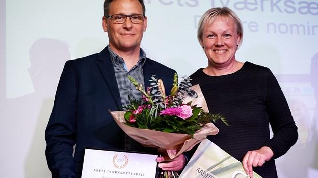 Sidste år vandt Blokhus By Camping. Nu er der nomineret fire nye iværksættere. Arkivfoto: Henrik Bo