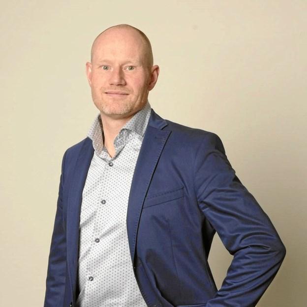 Salgschef Martin Linnemann Krogh fra Nordjyske Medier, som vil give dig råd og vejledning til hvordan du kan booste salget i din virksomhed. Privatfoto