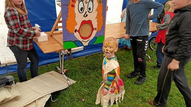 Byfesten i Gøttrup er høj grad også børnenes fest med mange forskellige sjove aktiviteter. Foto: Gøttrup Byfest