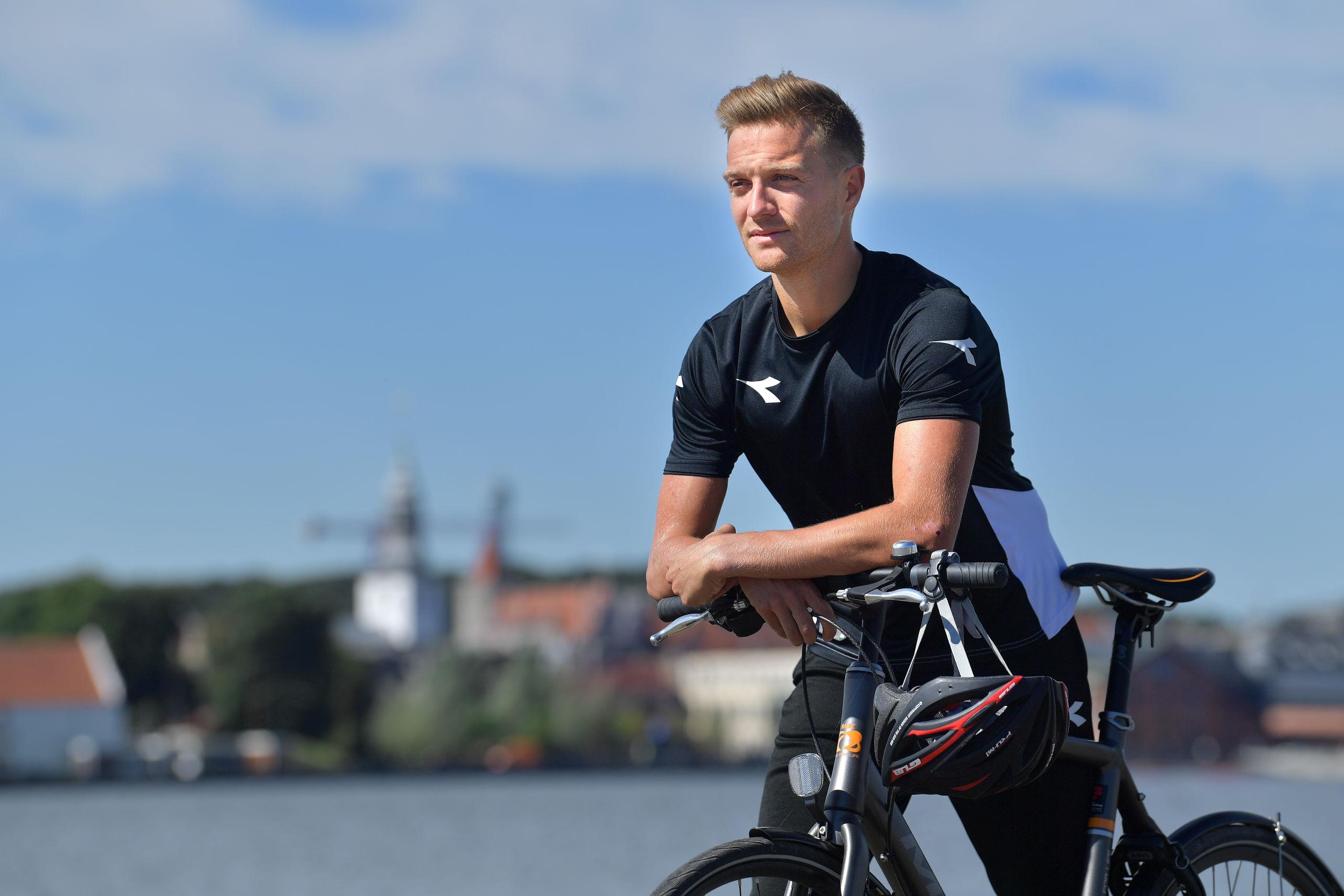 Mikkel Redder er især glad for området omkring Stigsborg, hvor han bor i dag.