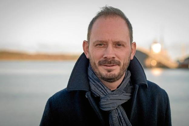 Arne Omar Sørensen bliver skolechef i Mariagerfjord Kommune, i hvert fald for en periode. Privatfoto