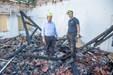 Efter branden: Restaurant Hedelund er på kanten af en totalskade