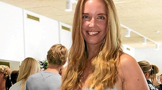 Sandra Thorup Mose er født og opvokset i Ålbæk. Foto: Peter Jørgensen